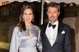 Prinzessin Mary und Kronprinz Frederik