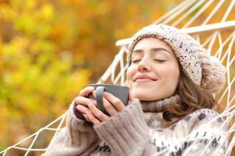 Das verrät dein liebster Herbst-Geruch über deine Persönlichkeit