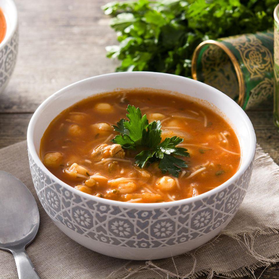 Harira Marokkanische Suppe