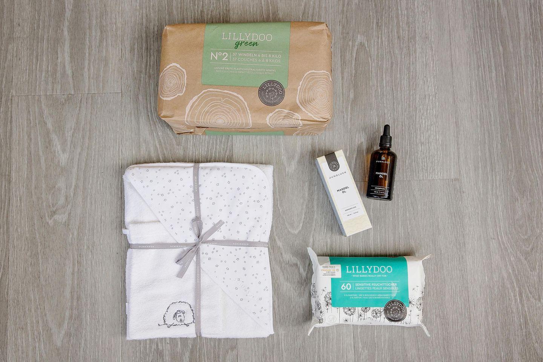 Gewinnspiel: Gewinne 1 von 5 Baby-Erstausstattungsboxen mit OEKO-TEX-zertifizierten Produkten