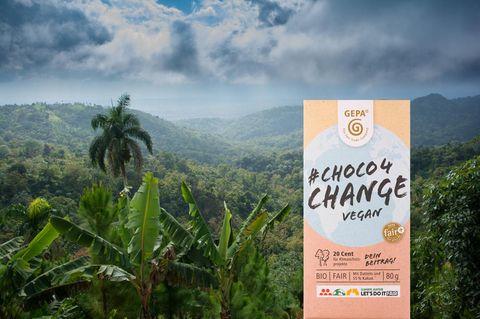 Gewinnspiel: Mit Schokolade etwas fürs Klima tun?