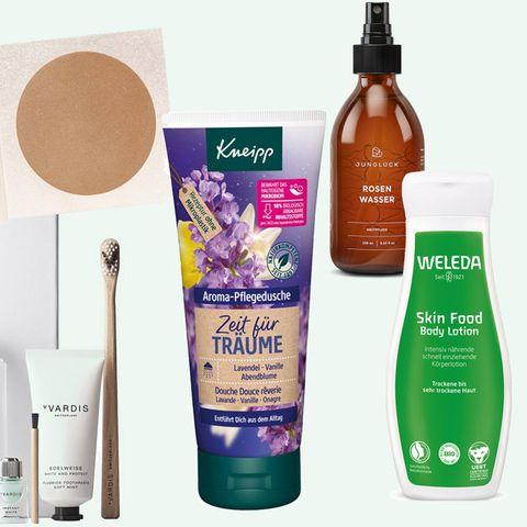 We try before you buy: Green-Beauty-Neuheiten im Test