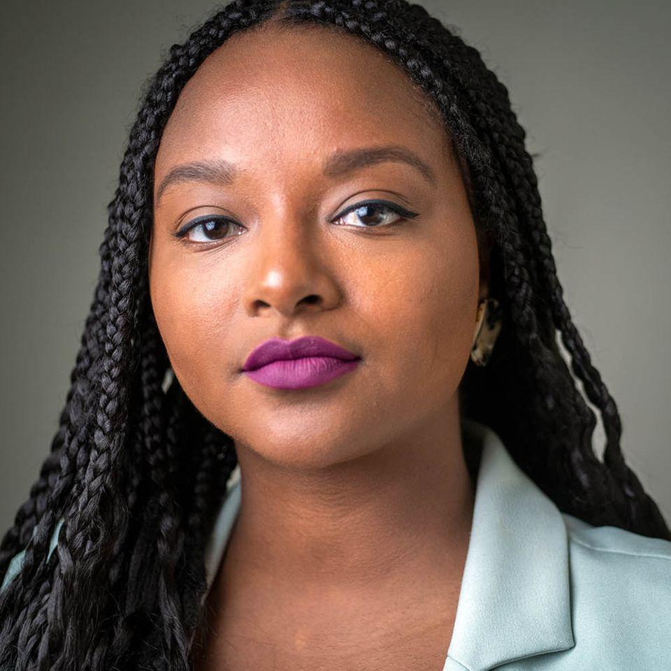 Aminata Touré ist Grünen-Politikerin und Vizepräsidentin des schleswig-holsteinischen Landtages.