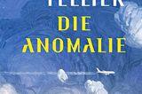 """Buchtipps der Redaktion: Buchcover """"Die Anomalie"""""""