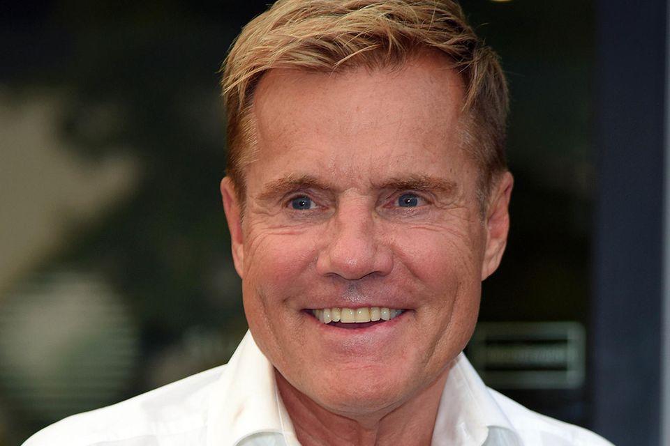 Dieter Bohlen spricht über RTL-Aus – und über seine Pläne für die Zukunft: Dieter Bohlen im weißen Hemd