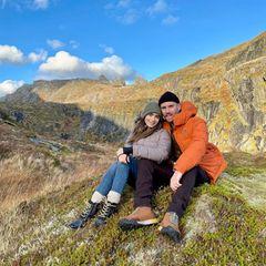 Lily Collins und Ehemann Charlie erkunden die Lofoten