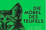 """Buchtipps der Redaktion: Buchcover """"Die Möbel des Teufels"""""""