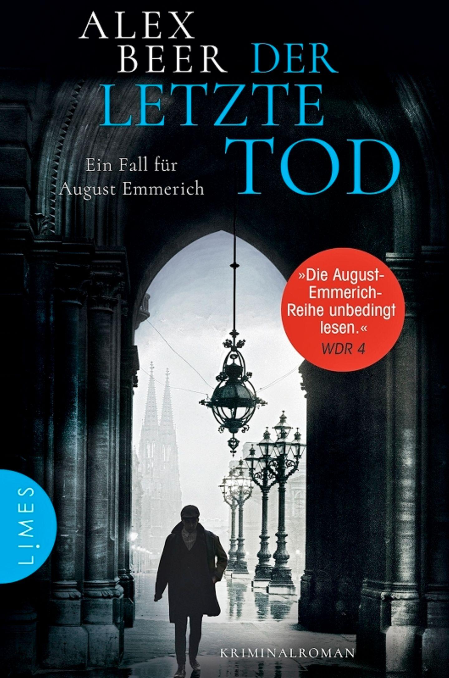 """Buchtipps der Redaktion: Buchcover """"Der letzte Tod"""""""