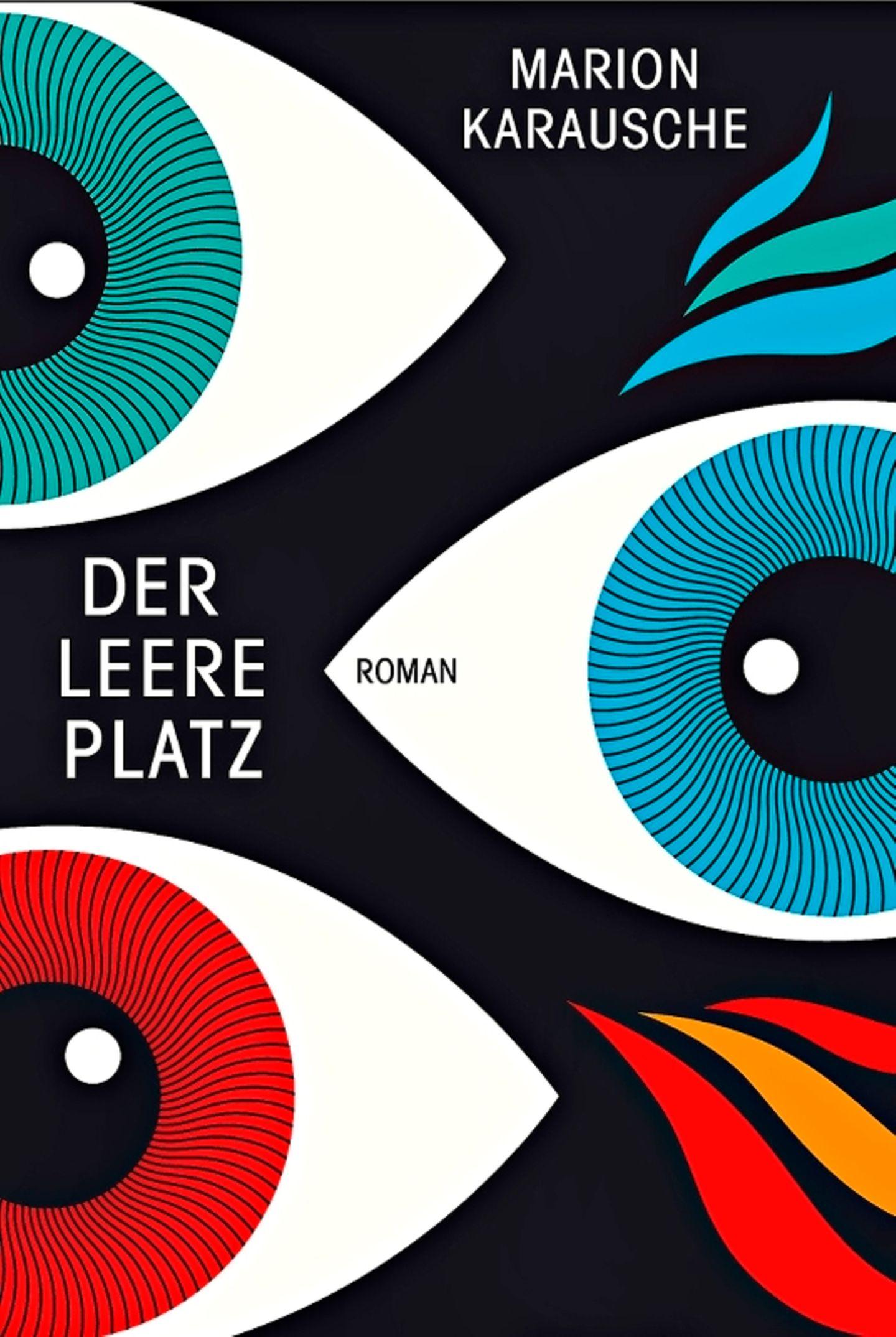 """Buchtipps der Redaktion: Buchcover """"Der leere Platz"""""""