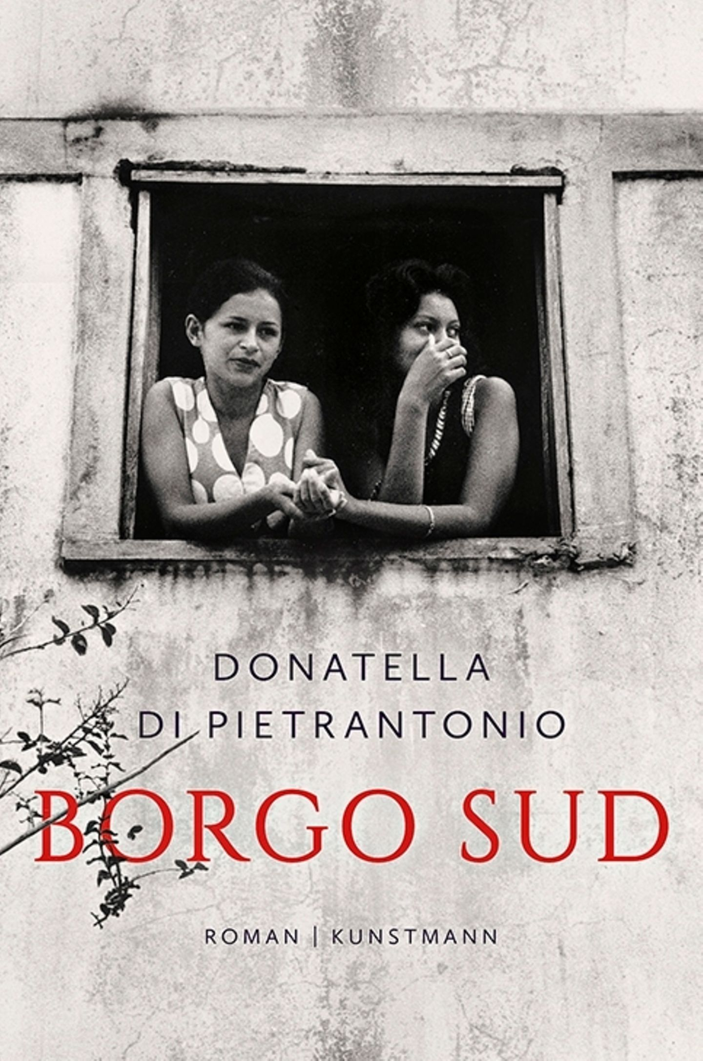 """Buchtipps der Redaktion: Buchcover """"Borgo Sud"""""""
