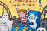 """Buchtipps der Redaktion: Buchcover """"Zippel. Ein Schlossgespenst auf Geisterfahrt"""""""