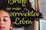 """Buchtipps der Redaktion: Buchcover """"Briefe an mein verrücktes Leben"""""""