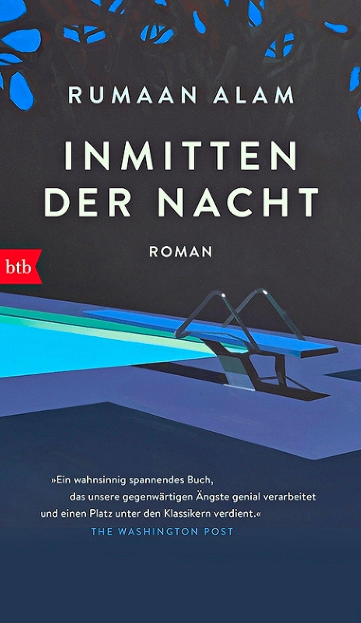 """Buchtipps der Redaktion: Buchcover """"Inmitten der Nacht"""""""