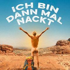 """Buchtipps der Redaktion: Buchcover """"Ich bin dann mal nackt"""""""