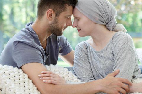 Diagnose Krebs: Nicht nur für die Betroffenen ist das eine Schocksituation.