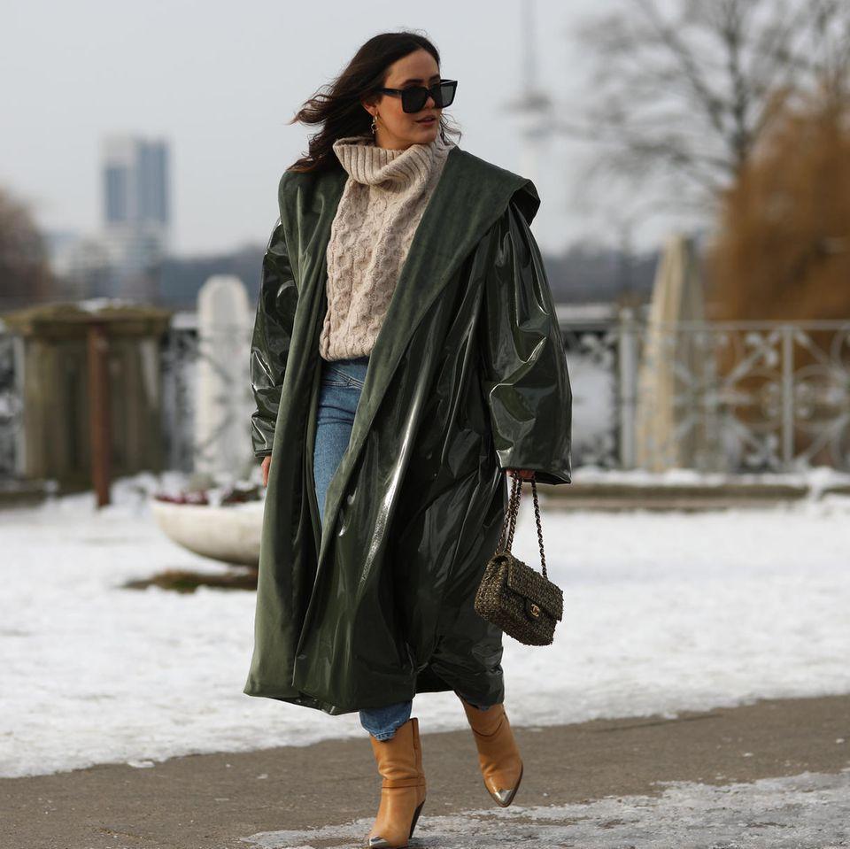 Mäntel-Trends für Winter 2021/2022