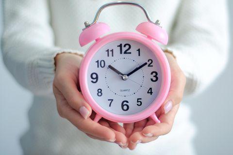 Die biologische Uhr ist nichts weiter als ein Mythos.