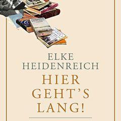 "Buchtipps der Redaktion: Buchcover ""Hier geht's lang!"""