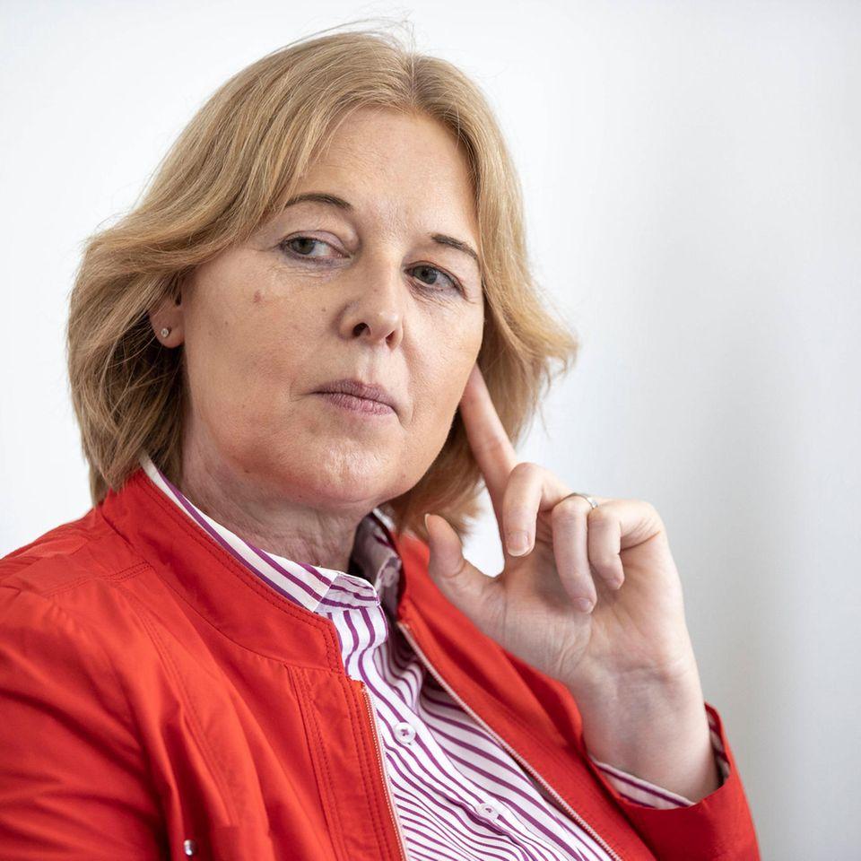 Bärbel Bas wird neue Bundestagspräsidentin