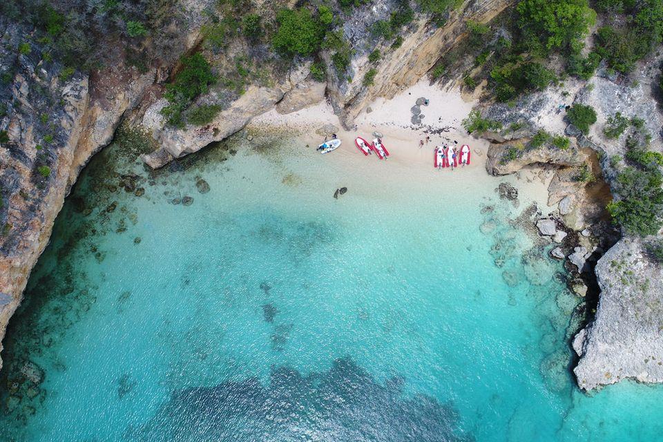 Top Ten Reiseziele 2022: Anguilla