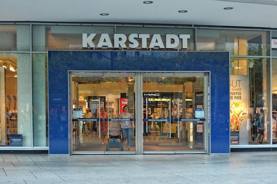 Alles neu bei Karstadt